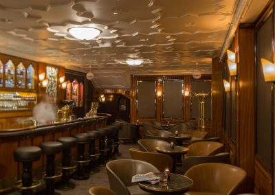 Reichshof Hotel Hamburg Bar 1910