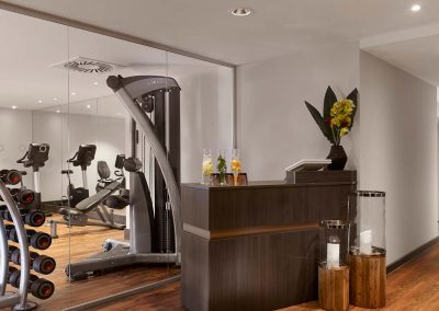 Reichshof Hotel Hamburg Fitness