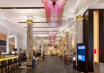 Reichshof Hotel Hamburg Lobby