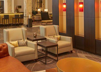 Reichshof Hotel Hamburg Lounge
