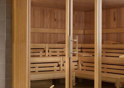 Reichshof Hotel Hamburg Sauna