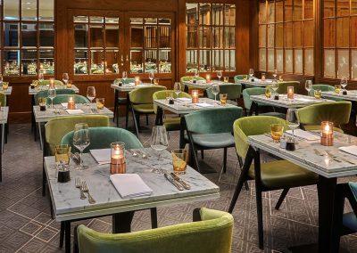 Reichshof Hotel Hamburg Stadt Restaurant