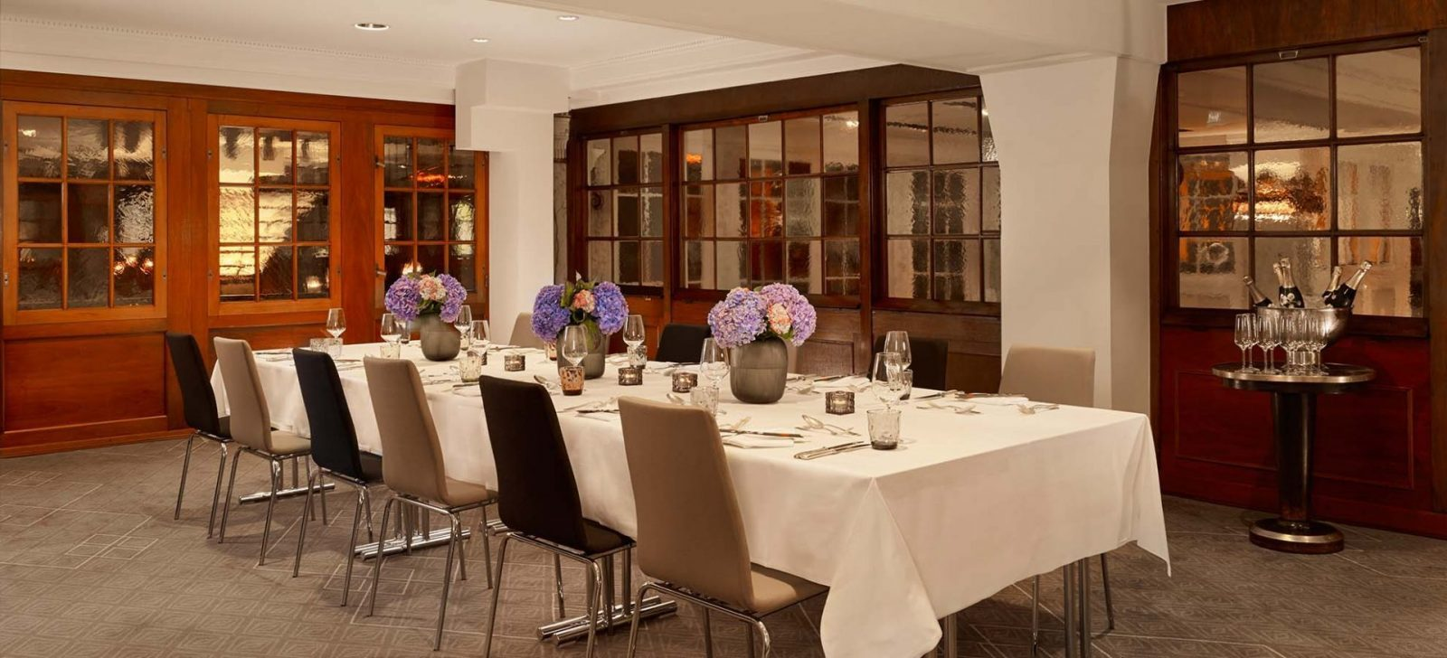 Reichshof Hotel Hamburg Tagungsraum Martha / Meeting room Martha