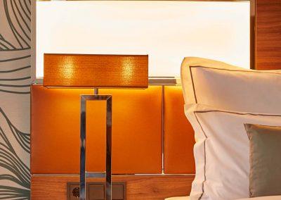 Reichshof Hotel Hamburg Zimmer Detail / Room detail