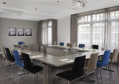 Reichshof Hamburg Tagungsraum Mandix AMP